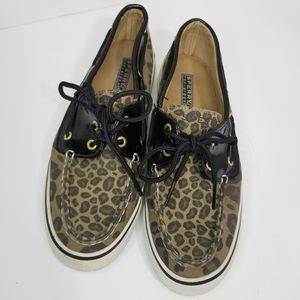 Sperry Top Sider Cheetah Shoes